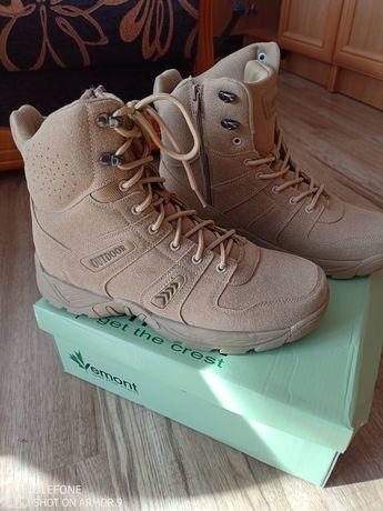 Buty taktyczne wojskowe 43 nowe
