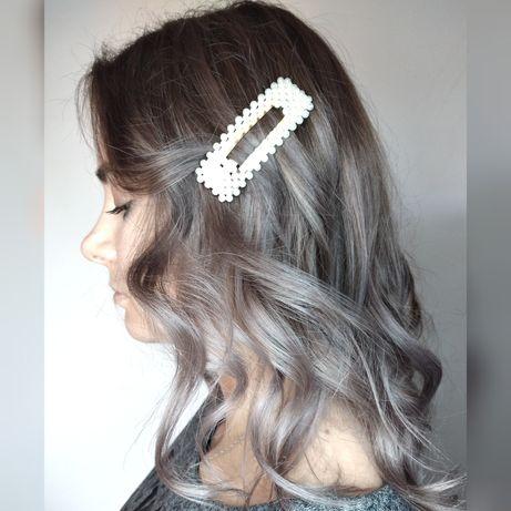 Fryzjer, koloryzację włosów