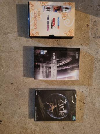 3kolekcje filmów DVD