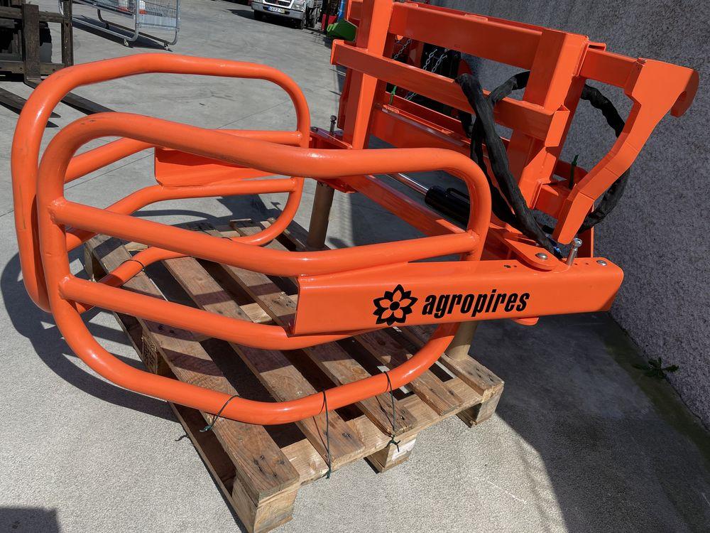 Pinça hidraulica de carga