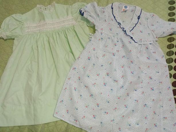 Платье на лето 2-3года