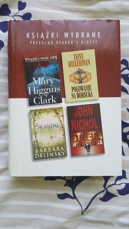 Książki wybrane przegląd Reader's digest