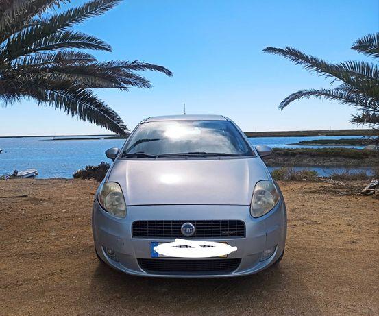 Fiat grand punto 1.3 multijet 5 lugares