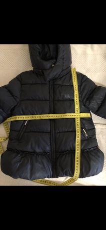 Зимняя  куртка майорал Zara next