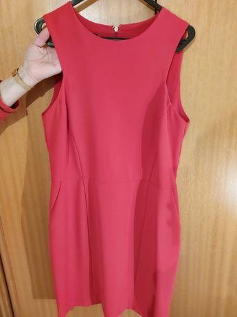Vestido vermelho Mango - usado 1x