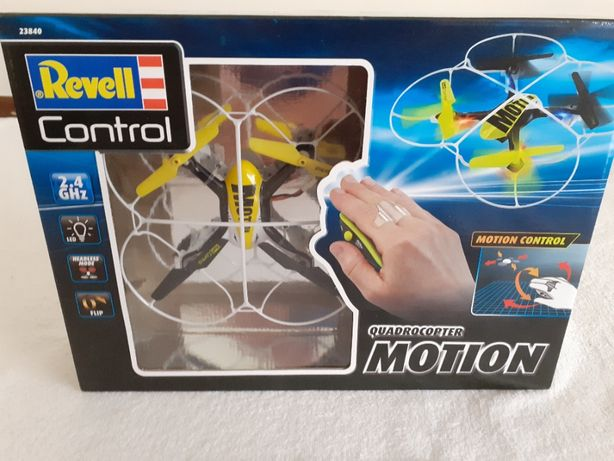 Revell 23840 Quadcopter Motion Drone, Mult