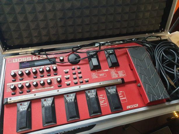 BOSS GT6B - multiefekt basowy + CASE Okazja!