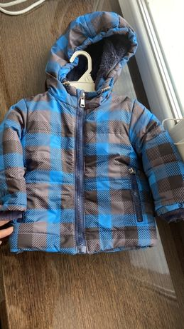 Зимова куртка для дитини