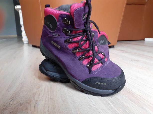Buty trekingowe, do chodzenia po górach, membrana, r 38
