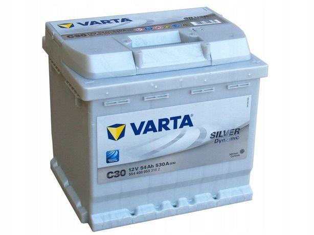 Akumulator Varta Silver Dynamic C30 54Ah/530A