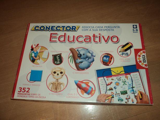 Conector Educativo 5 - 8 anos