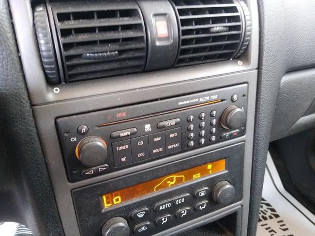 Radio Opel Siemens NCDR 1100 z wyświetlaczem plus zmieniarka!!
