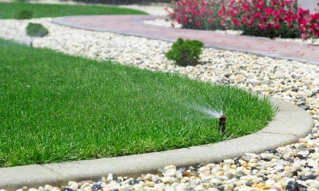 Zakładanie Trawników , systemy nawadniania , trawnik, nawodnienie