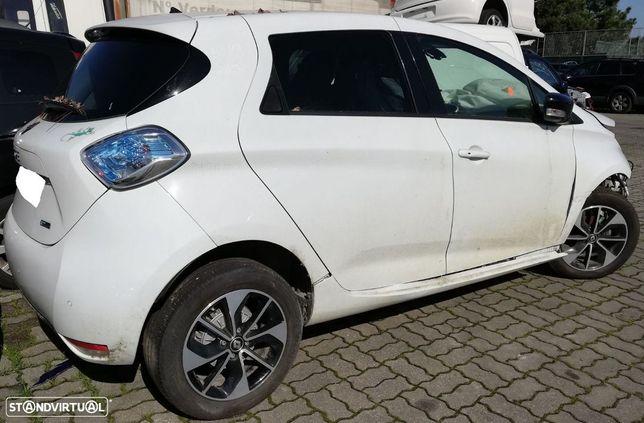 Peças Renault Zoe 2017