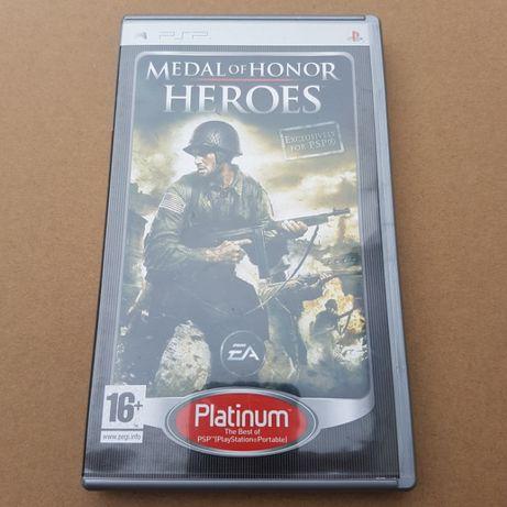 Medal of Honor - Heroes para PSP