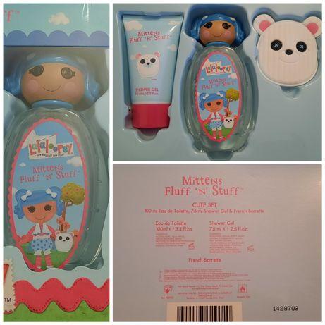 Conjunto perfume e gel banho para criança