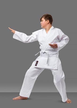 НОВОЕ Х/Б кимоно кімоно для карате дзюдо Джиу джитсу АЙКИДО кимано