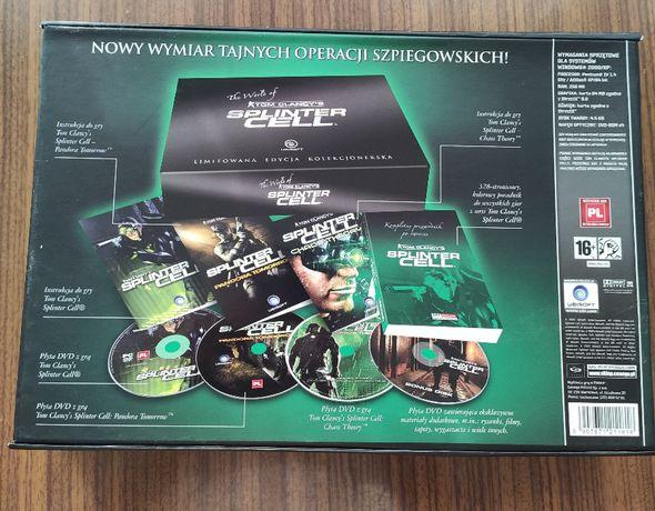 The World of Splinter Cell Edycja Kolekcjonerska - Gra Pc