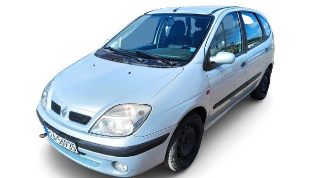 REZERWACJA / Zaliczka -Renault megane SCENIC 2002 r. 1.9 diesel, 75 KW