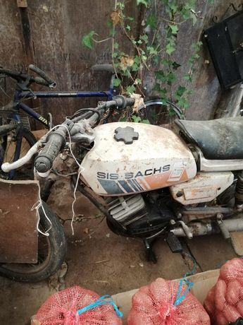 Motorizada antiga