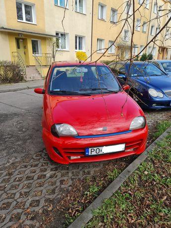 Fiat Seicento Sporting 1.1 (Rezerwacja do piątku)