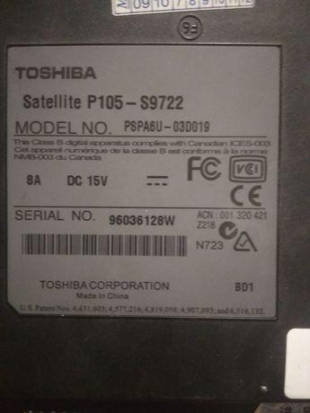 Разборка ноутбуков Toshiba satellite p 105 Sony pcg-5k4p HP nc6220