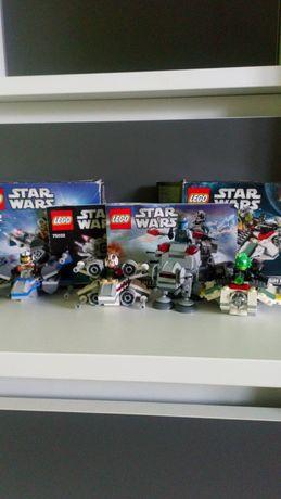 Lego Star Wars 75032,75075,75125,75127