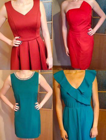 Sukienki w stanie idealnym