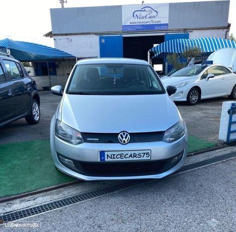 VW Polo 1.2 TDi BlueMotion