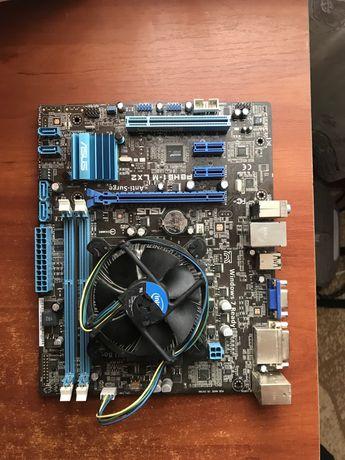 Материнская плата ASUS P8H61-M LX3 PLUS R2.0 ( Intel )