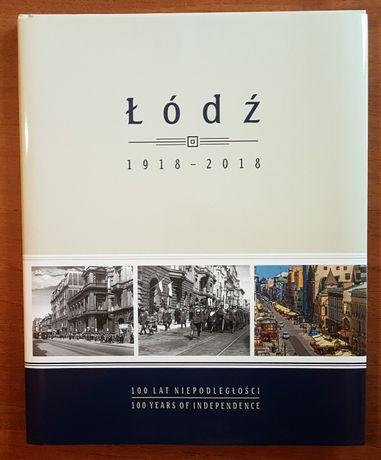 Łódź 100 Lat Niepodległości - album