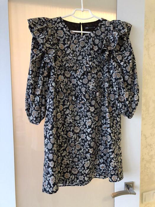 Продам новое платье Zara. Размер S. Киев - изображение 1