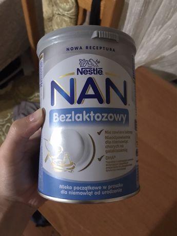 Nan безлактозний