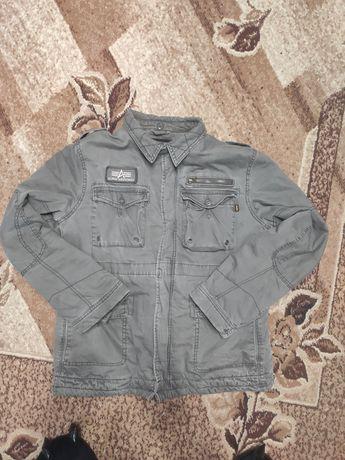 Мужская курткаAlpha Industries(не c.p.company, stone Island)