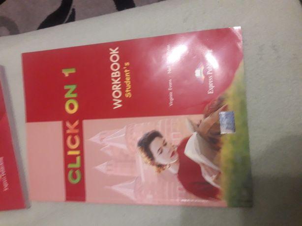 Click On 1 книга з англійської мови+ workbook