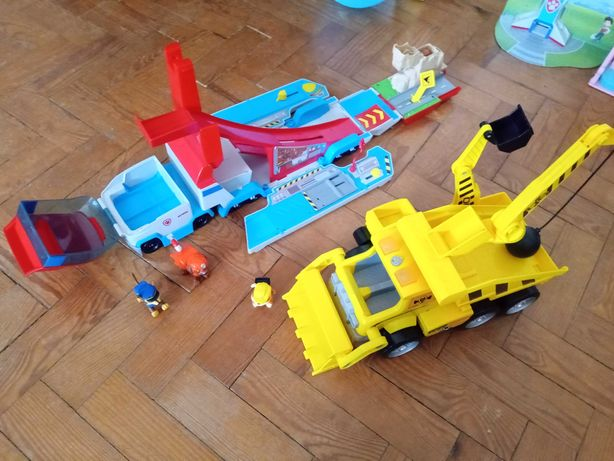 Camiões Patrulha Pata+bonecos