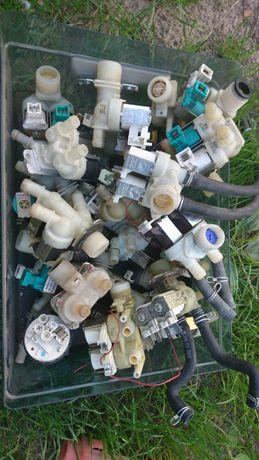 Elektrozawor do pralki , hydrostat. Części .