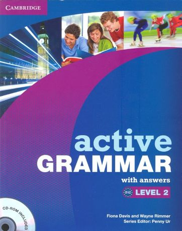 Active Grammar, Cambridge / английский, грамматика. Пружина на выбор