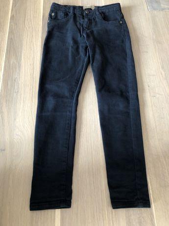 Jeansy czarne Zara Boys 6lat