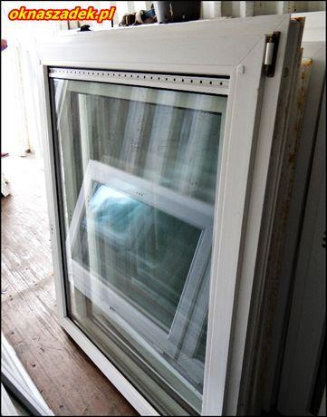 120x149 WYPRZEDAŻ KOŃCÓWEK SERII! Okno PCV używane niemieckie- Szadek