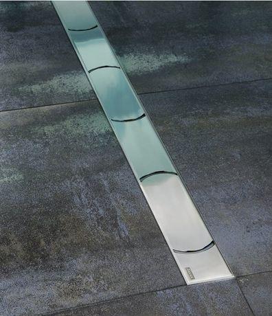 RAVAK Odpływ liniowy Chrome 750mm, X01621