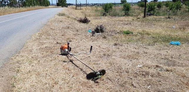 Limpeza de terrenos e quintais