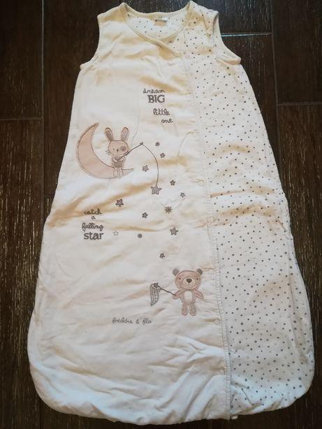 Śpiworek dla niemowląt