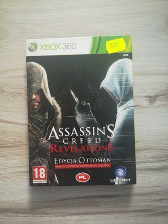 Assasins revelations pl Xbox 360