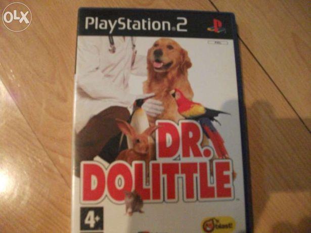 Jogo play station 2 dr dolittle