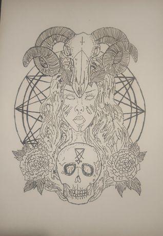 Авангардная ведьма