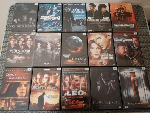 Filmes Dvd Acção e Thriller (Unidade)