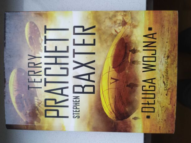 "Terry Pratchett, Stephen Baxter ""Długa wojna"""