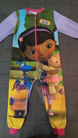 Продам пижаму-кенгуру на девочку