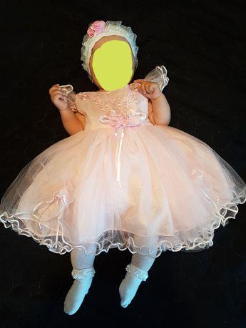 Sukienka np. Do chrztu